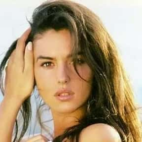Monica Bellucci is listed (or ranked) 3 on the list Natural Beauties Who Don't Need No Make-Up