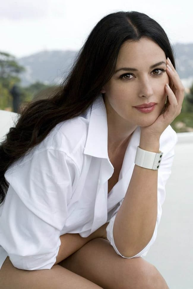 Monica Bellucci Is Listed Or Ranked 2 On The List The Sexiest Women Over