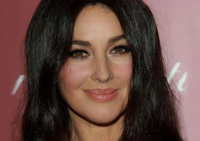 Monica Bellucci is listed (or ranked) 1 on the list HollywoodBuzz's Most Beautiful Women Of 2014
