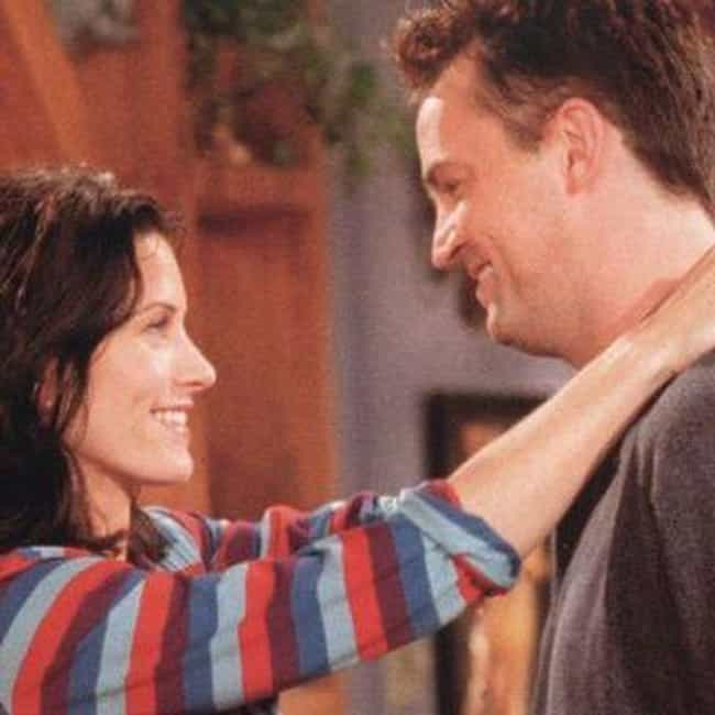 Monica Geller is listed (or ranked) 3 on the list The Best Married Couples In TV History
