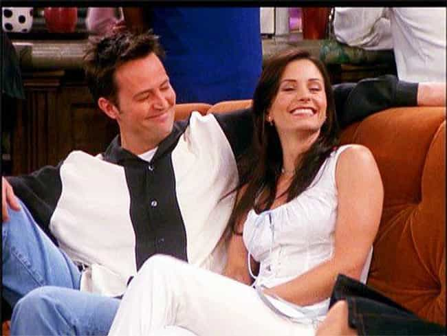 """Monica Geller is listed (or ranked) 1 on the list Rank All of the Girlfriends from """"Friends"""""""