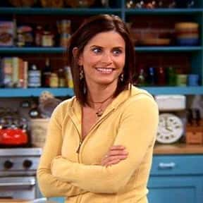Monica Geller is listed (or ranked) 23 on the list The Greatest Perpetually Single Women in TV History