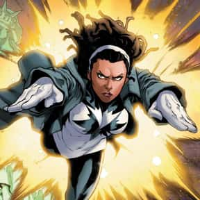 Monica Rambeau is listed (or ranked) 16 on the list The Best Superheroes With The Power Of Invisibility