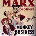 Monkey Business is listed (or ranked) 19 on the list The Best '30s Comedy Movies