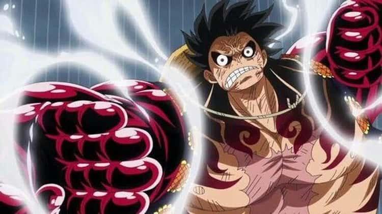 Monkey D. Luffy - 'One Piece'