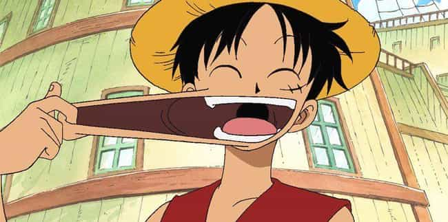 Monkey D. Luffy is listed (or ranked) 5 on the list Here's Why You Should Finally Give One Piece A Chance