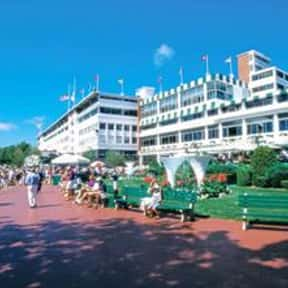 Monmouth Park Racetrack is listed (or ranked) 10 on the list The Best Day Trips from New York City