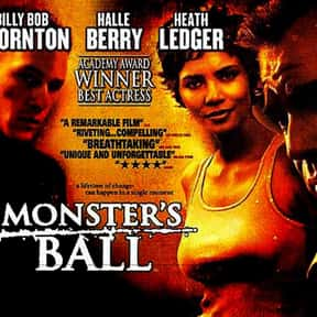 Monster's Ball is listed (or ranked) 22 on the list The Most Overrated Movies of All Time