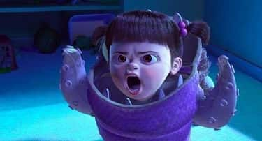 Monsters, Inc. is listed (or ranked) 1 on the list 20 Pretty Cool Movie Details We Found This Week That Made Us Say, 'Whoa'