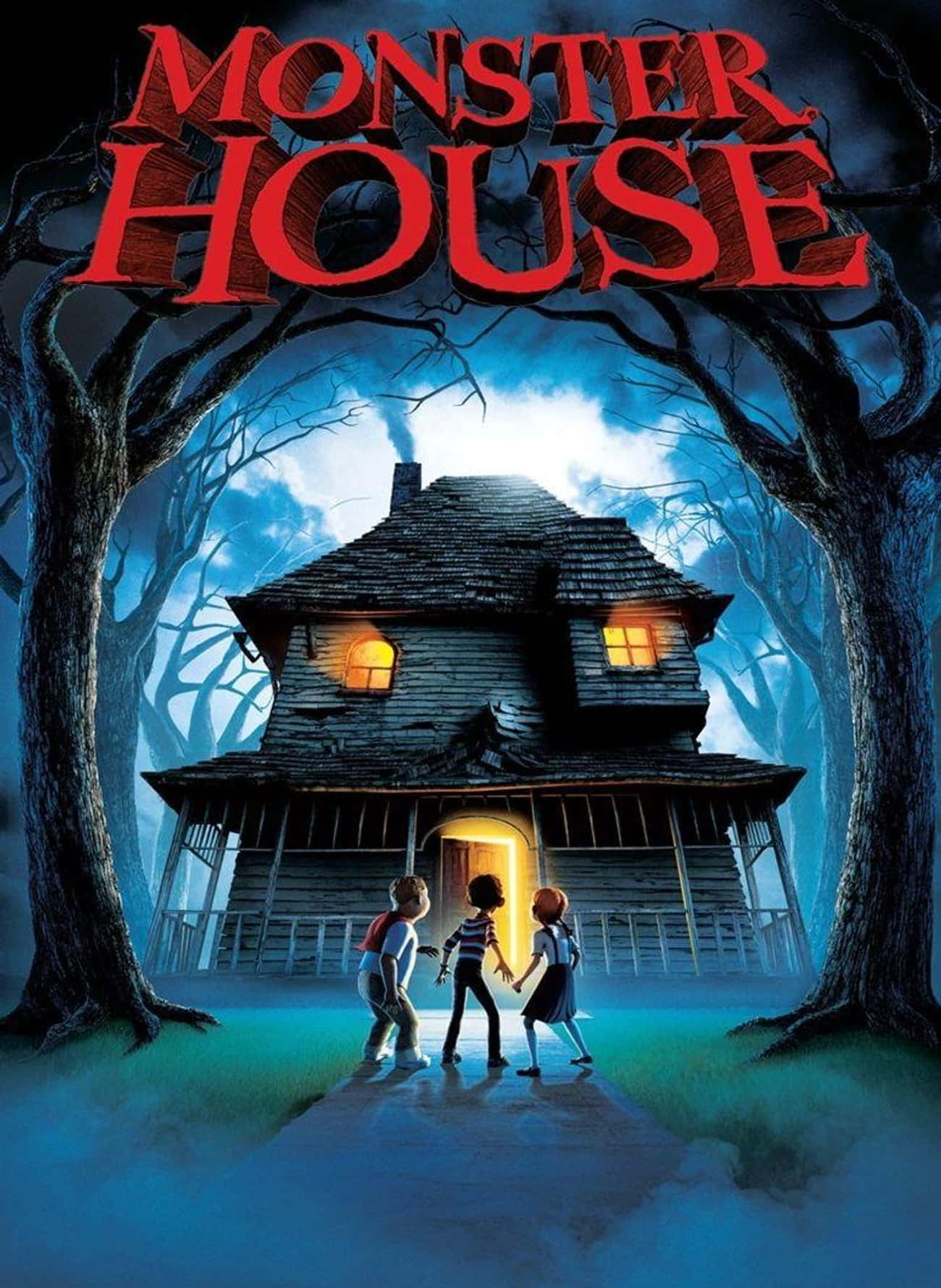 Monster House is listed (or ranked) 4 on the list Underrated Halloween Movies You Should Watch This Year