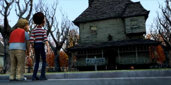 Monster House is listed (or ranked) 3 on the list Pretty Good Movies On Netflix Inspired By '80s Horror