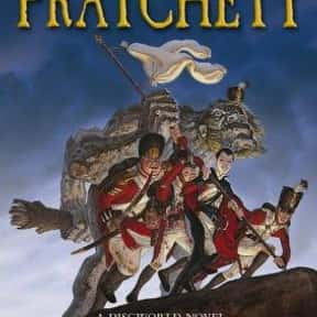 Monstrous Regiment is listed (or ranked) 14 on the list The Best Terry Pratchett Books