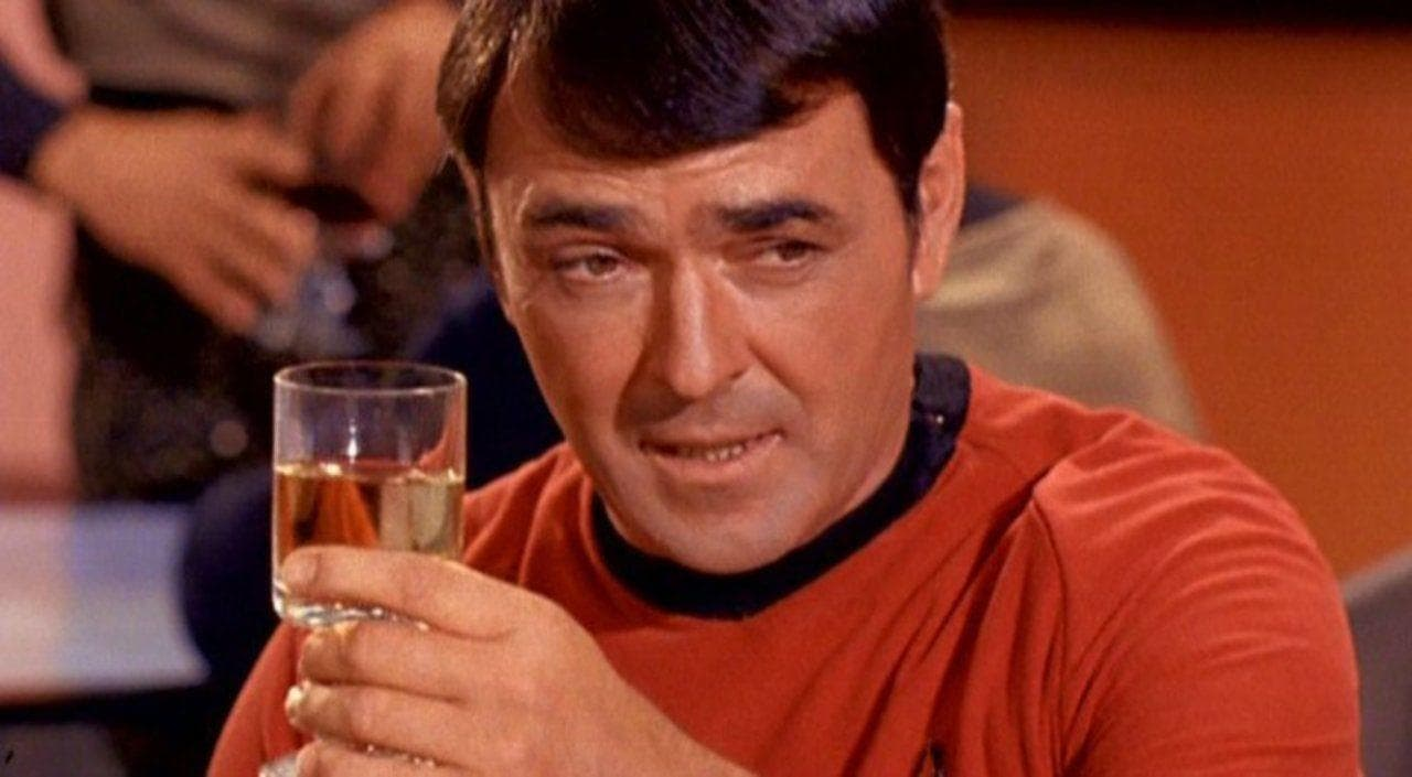 Image of Random Luckiest Characters In The 'Star Trek' Franchis