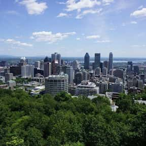 Montreal - 45°30'N is listed (or ranked) 19 on the list All Global Cities, Listed North to South