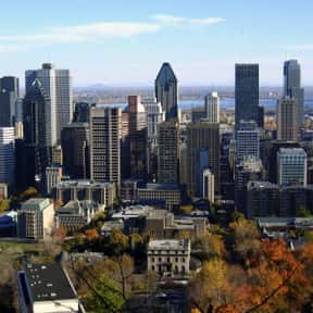 Montreal is listed (or ranked) 5 on the list The Best Gay Travel Destinations