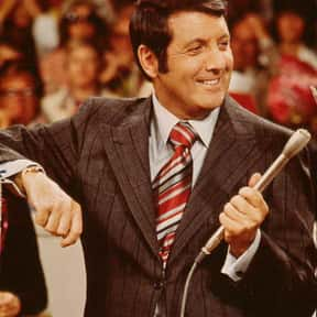 Monty Hall is listed (or ranked) 8 on the list The Game Show Hosts With The Most