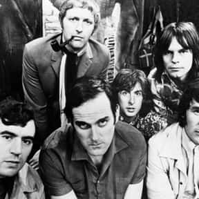 Monty Python is listed (or ranked) 7 on the list The Most Original Comedians