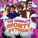 Monty Python's Flying Circus is listed (or ranked) 30 on the list The Greatest TV Shows Of All Time