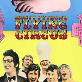 Monty Python's Flying Circus is listed (or ranked) 15 on the list The Greatest TV Shows Of All Time