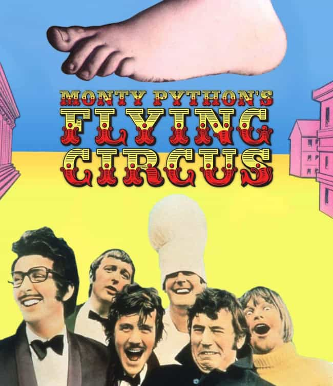 Monty Python's Flying Circus is listed (or ranked) 3 on the list The Best 1970s Cult TV Series