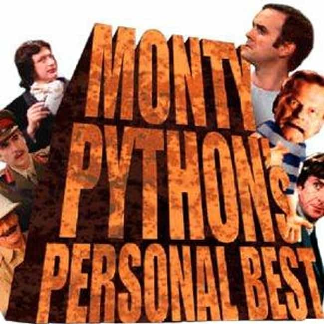 Monty Python's Personal ... is listed (or ranked) 4 on the list John Cleese Shows and TV Series