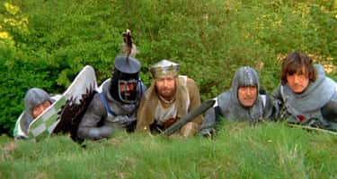 1975: Monty Python and the Holy Grail