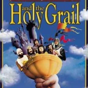 Monty Python and the Holy Grai is listed (or ranked) 16 on the list The Most Quotable Movies of All Time