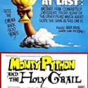 Monty Python and the Holy Grai... is listed (or ranked) 3 on the list The Absolute Funniest Movies Of All Time