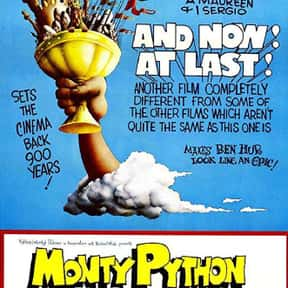 Monty Python and the Quest for is listed (or ranked) 7 on the list The Best Medieval Movies