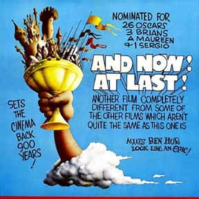 Monty Python and the Holy Grai is listed (or ranked) 7 on the list The Best Knight Movies