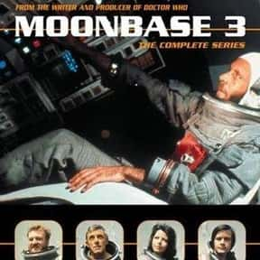 Moonbase 3 is listed (or ranked) 23 on the list The Best 1970s Fantasy TV Series