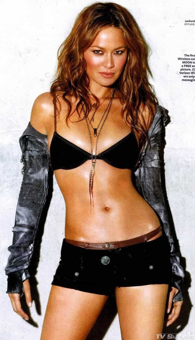 Moon Bloodgood is listed (or ranked) 1 on the list 30 Beautiful Women of Native American Descent