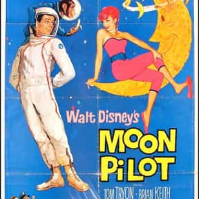 Moon Pilot is listed (or ranked) 17 on the list The Best Disney Science Fiction Movies Of All Time