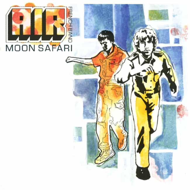 Moon Safari is listed (or ranked) 1 on the list The Best Air Albums, Ranked