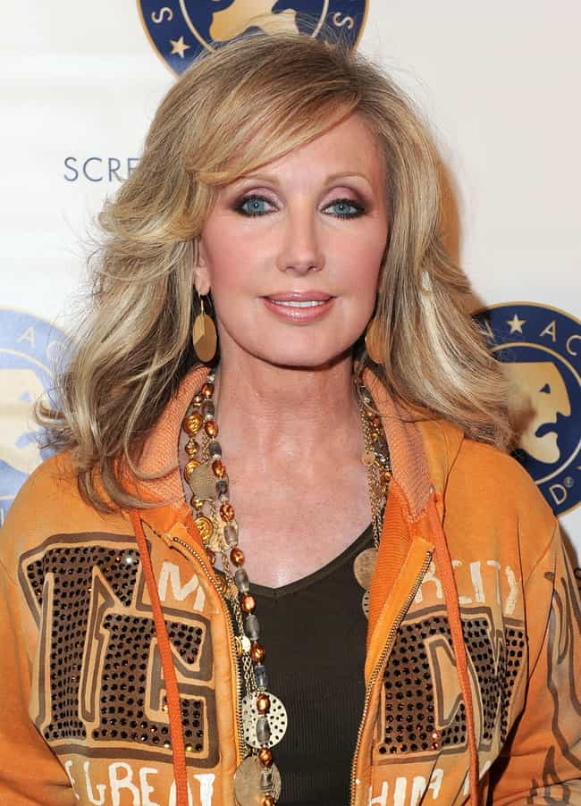 Morgan Fairchild is listed (or ranked) 3 on the list Stunning Celeb Women Over 60
