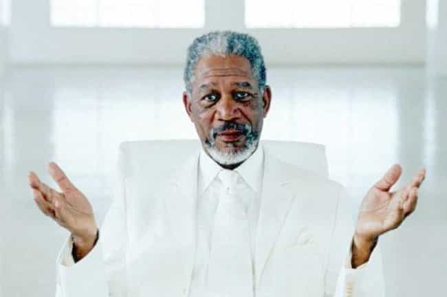 Morgan Freeman is listed (or ranked) 2 on the list Celebrities Who Went to Community College
