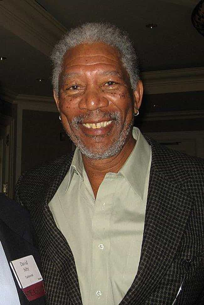 Morgan Freeman is listed (or ranked) 4 on the list Celebrities Who Were In The Military