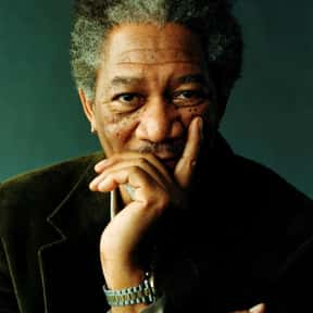 Morgan Freeman is listed (or ranked) 10 on the list The Greatest Actors & Actresses in Entertainment History