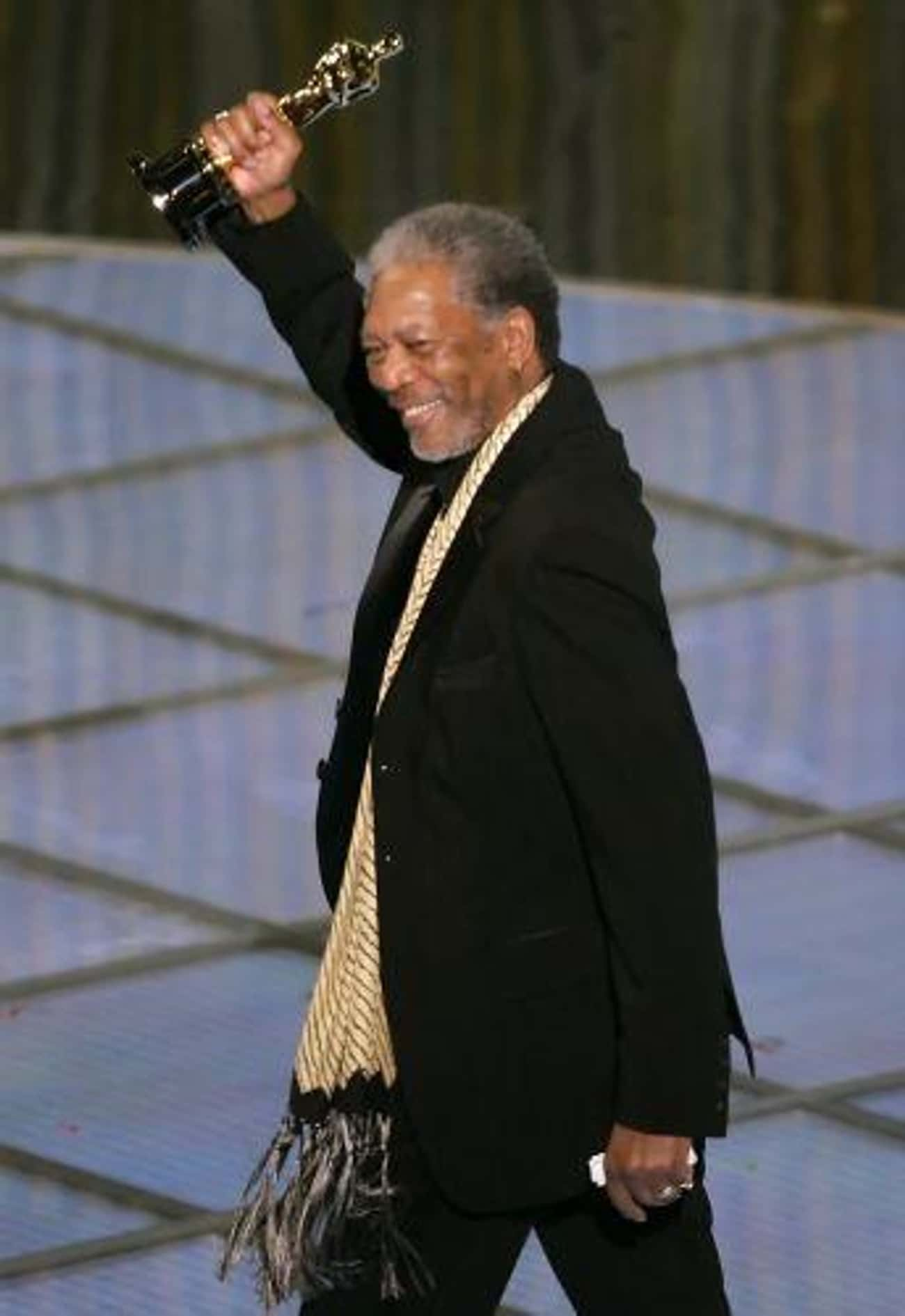 Morgan Freeman is listed (or ranked) 1 on the list People Who Won Oscars for the Wrong Film