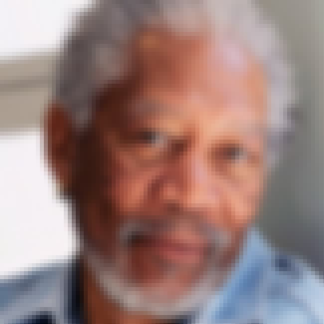 Morgan Freeman is listed (or ranked) 4 on the list Celebrities Who Deserve Their Own Postage Stamp
