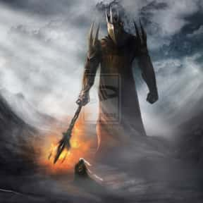 Morgoth is listed (or ranked) 19 on the list The Coolest Characters in Middle-Earth
