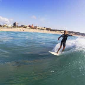 Morocco is listed (or ranked) 13 on the list The Best Countries for Surfing