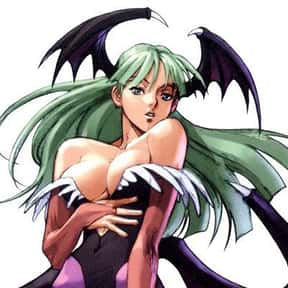 Morrigan Aensland is listed (or ranked) 4 on the list The Hottest Video Game Vixens of All Time