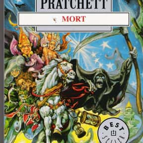 Mort is listed (or ranked) 5 on the list The Best Terry Pratchett Books