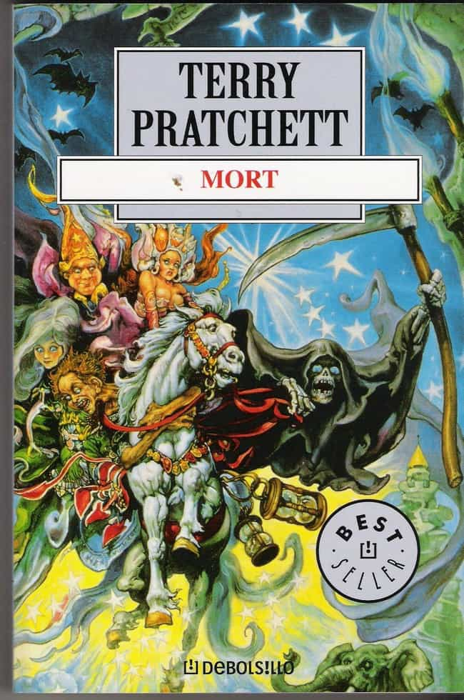 Mort is listed (or ranked) 3 on the list My Top 20 Terry Pratchett Books