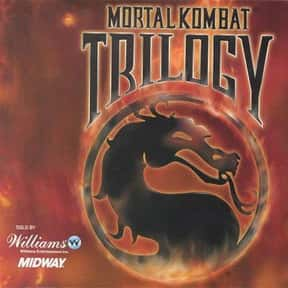 Mortal Kombat Trilogy is listed (or ranked) 11 on the list The Best Sega Saturn Fighting Games