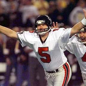 Morten Andersen is listed (or ranked) 5 on the list List of Famous Football Placekickers