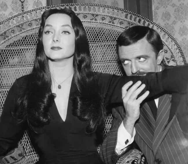 Morticia Addams is listed (or ranked) 1 on the list The Best Married Couples In TV History
