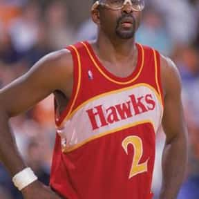Moses Malone is listed (or ranked) 7 on the list The Best Atlanta Hawks of All Time