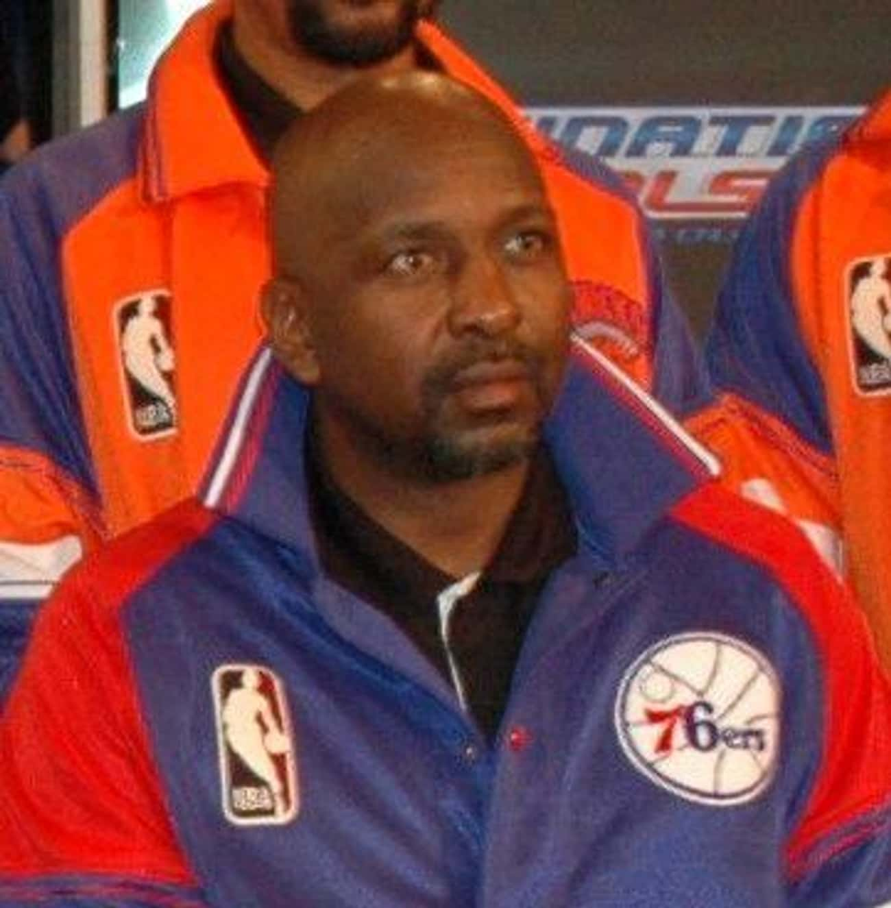 Moses Malone is listed (or ranked) 4 on the list The Best Athletes Who Wore #22